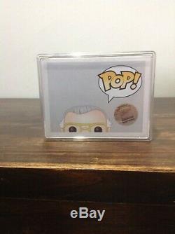 Stan Lee Pop Vinyle, Signé Avec L'aco, 2014 Australie Supanova Exclusive
