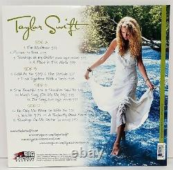 Taylor Swift Signé Vinyle Lp Disque Vinyle Beckett Bas # G66388