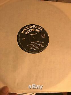 Très Très Rare Signé Vinyl Lp Punk, Skinhead Isd Oi