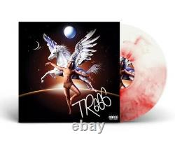 Trippie Redd Pegasus Vinyl Lp Signé Rare LIL Uzi Vert Juice Wrld