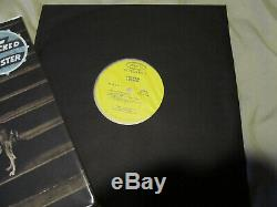 Wicked Lester Lp 1972 Debut Epic Records / Baiser Vinyl Record Withpromo Swag Signé
