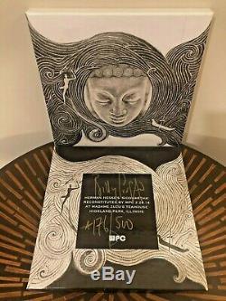 William Patrick Corgan Siddhartha Signé # 176 Vinyl Smashing Pumpkins Billy Wpc
