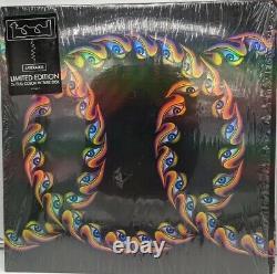 -signed- Lateralus Par L'outil Couleur Vinyle Gatefold 2 Disques Avec XL Veste Army Outil